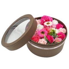 Eternal Scented Roses Gift Box (Pink)